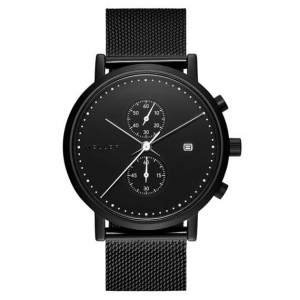 Zegarek Meller Makonnen All Black Chronograph