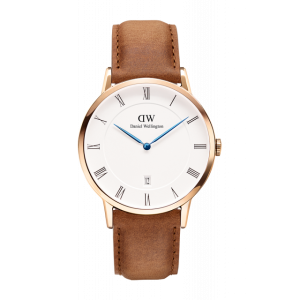 Dapper Durham Rose Gold 38 mm