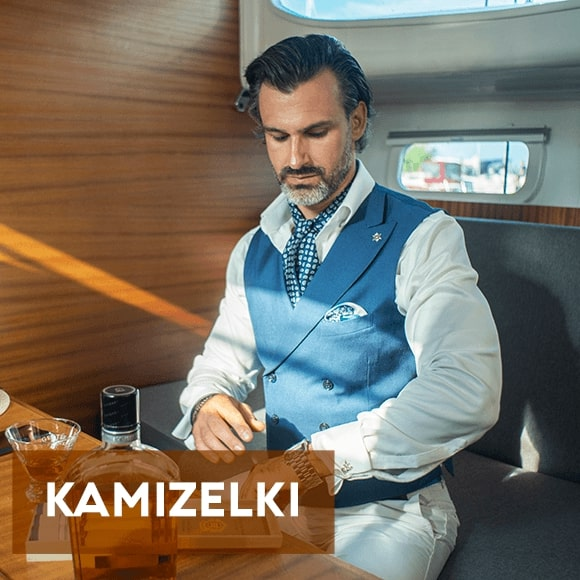 kamizelki em men's accessories