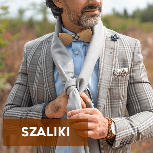 em men's accessories szaliki